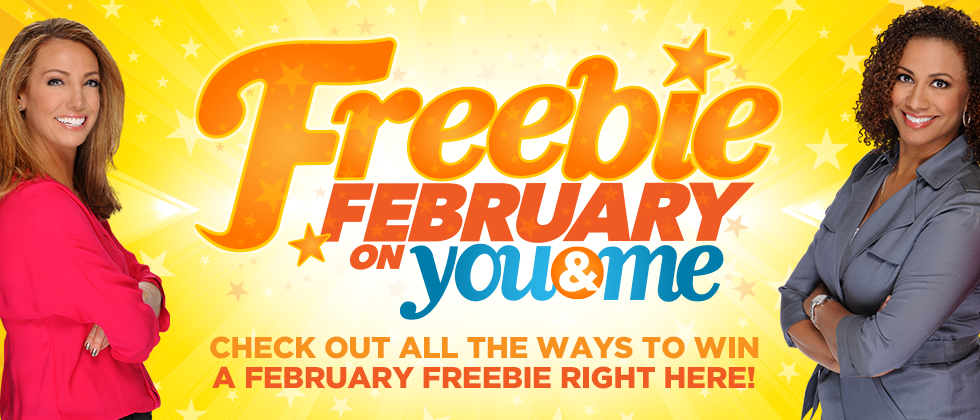 Freebie February on 'You & Me'