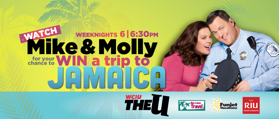 Mike & Molly Jamaica Watch & Win
