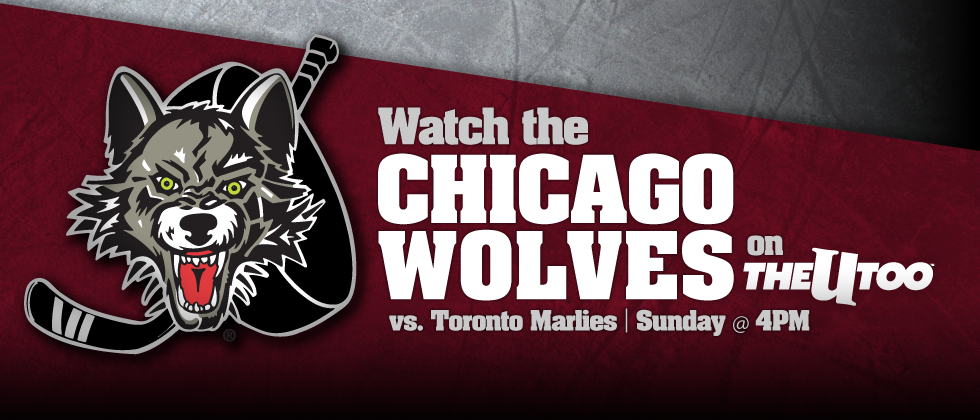 Toronto Marlies @ Chicago Wolves
