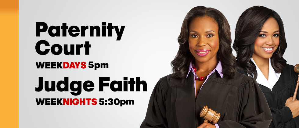 Paternity Court and Judge Faith