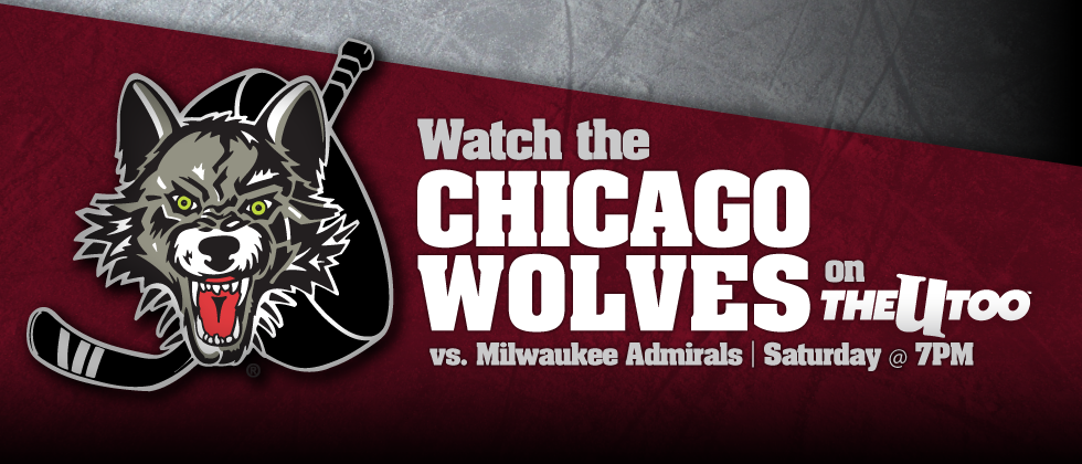 Wolves vs. Admirals 10/10