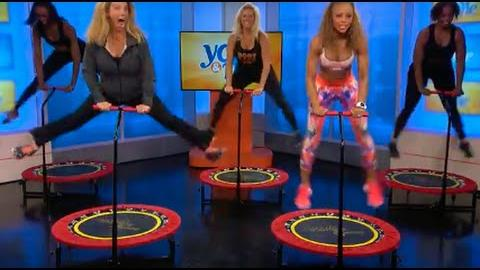 Boogie Bounce Workout