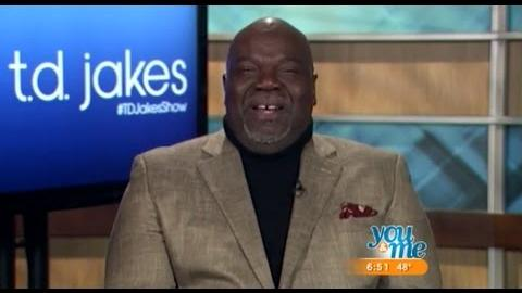 T.D. Jakes and Oprah Winfrey Talk On The Presidential Election