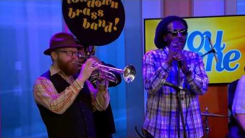 Lowdown Brass Band On You & Me 2