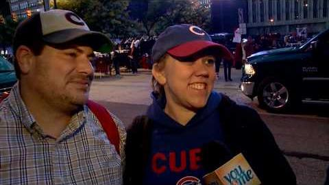 World Series: Traveling to Cleveland