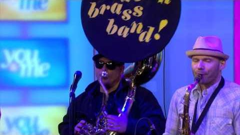 Brass In The Morning With Lowdown Brass Band