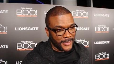 Tyler Perry on