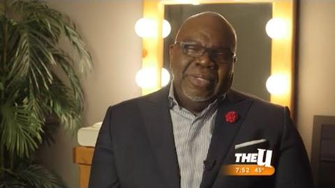 Exclusive Interview with T.D. Jakes: The Bishop's Journey