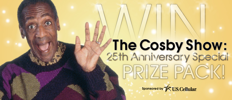 cosby show 25th anniversary special