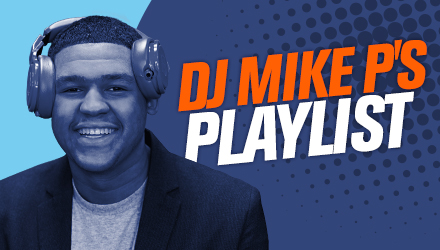 DJ Mike P Playlist